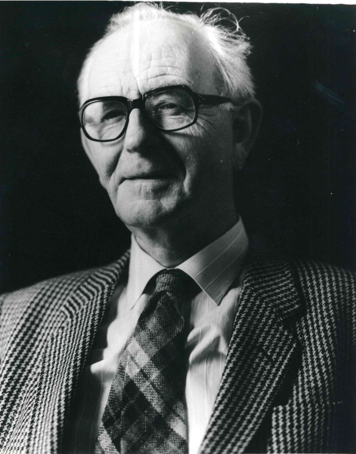 Rodney Porter in his later years