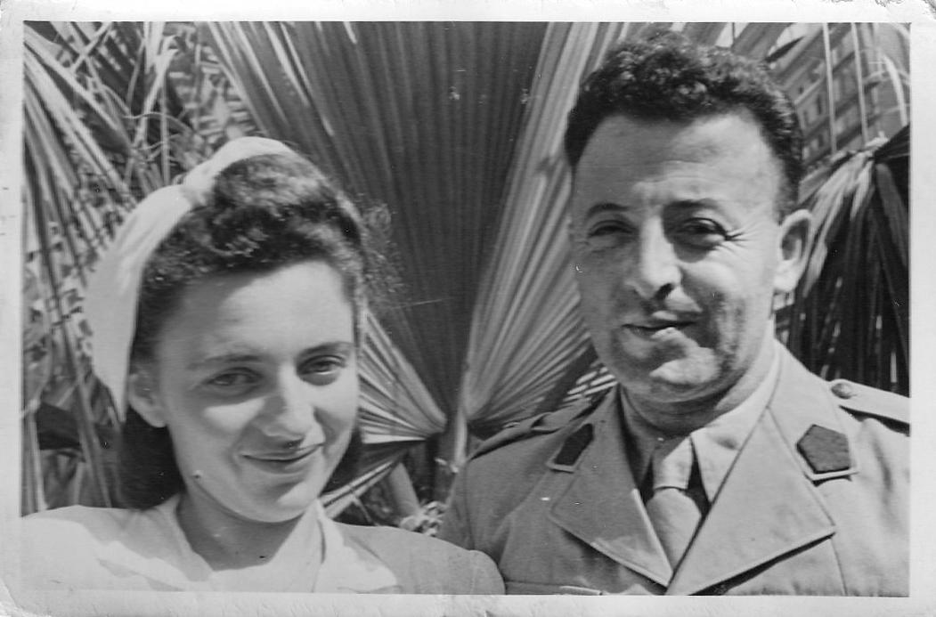 Rena and Leon Waldmann